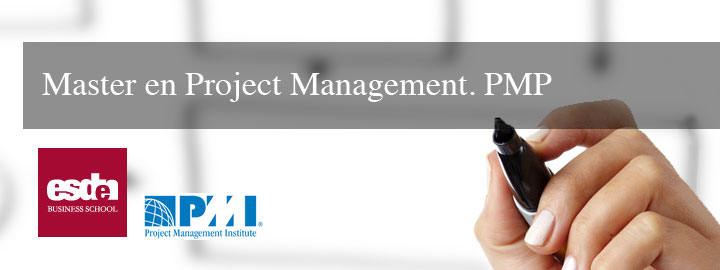 Master en Project Management. PMP